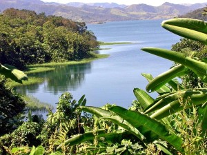 lac Arenal rive 1